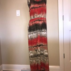 Dresses & Skirts - Fitbit Long maxi dress